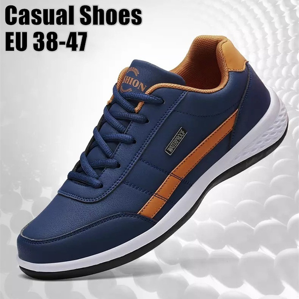 Sneakers, Plus Size, leather shoes, Sports & Outdoors