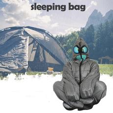sleepingbag, alien, Hiking, Outdoor