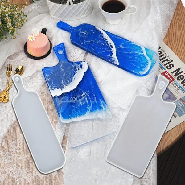 servingboard, decorativemold, handletraysiliconemold, diydecoratingmold