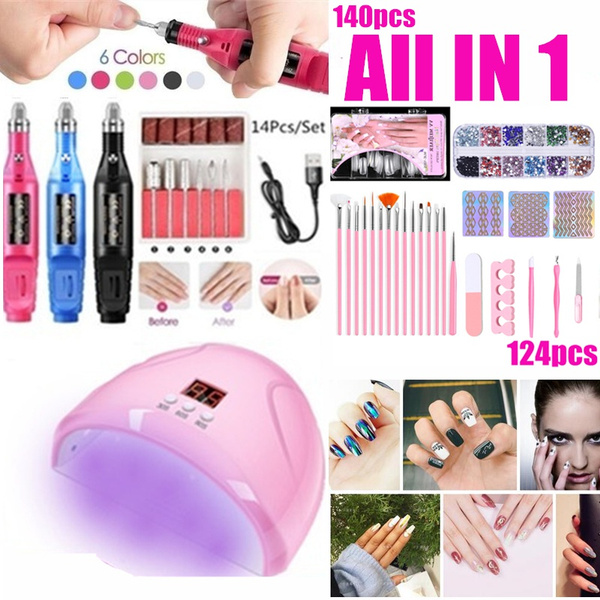 polygelnailkit, Beauty, Nail Polish, Tool