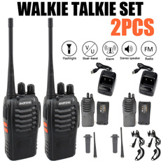 walkietalkieradio, radiotransceriver, Antenna, Battery