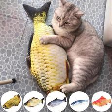 Toy, Pets, fish, Cats