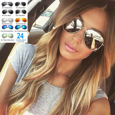 Outdoor, Fashion, Eyewear, women's mirror sunglasses