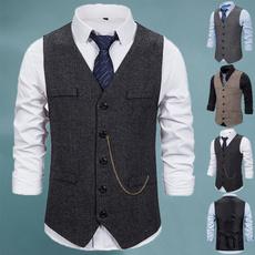 Vest, Men, Blazer, vintagewaistcoat
