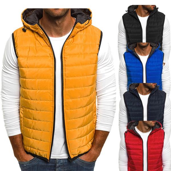 vesttop, hoodiesformen, Vest, Fashion