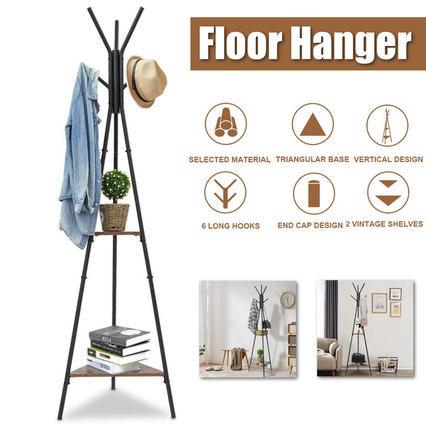 Hangers, Clothes, Closet, Bags