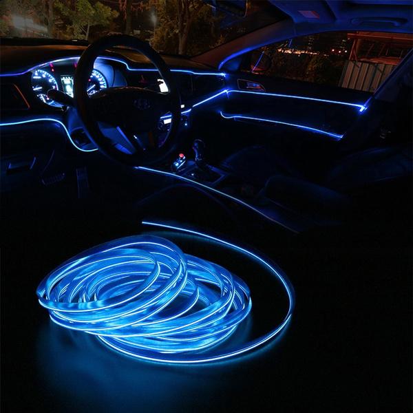 atmosphere, LED Strip, led, Cars