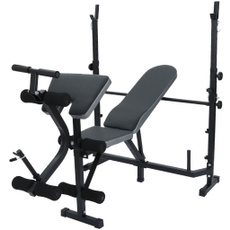 weightbench, Fitness, crunch, pressbench
