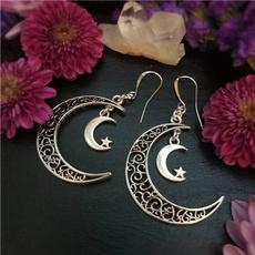 moonlunaaura, Jewelry, Earring, withcywiccanwitch
