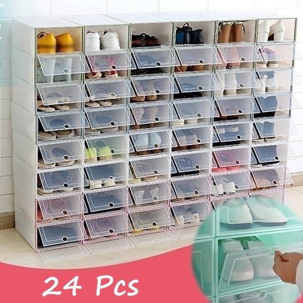 Box, shoeorganizer, foldableshoebox, shoeboxdrawer