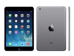 ipad, Mini, Apple, silver