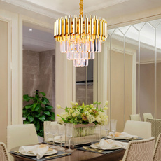 pendantlight, Jewelry, Luxury, Crystal