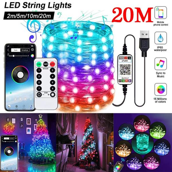 led, Bluetooth, decoration, Home