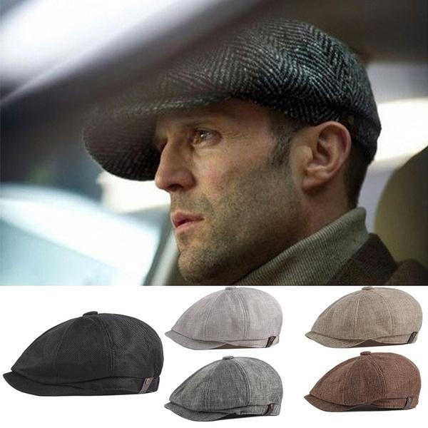 Newsboy Caps, casualhat, Winter, Warm Hat