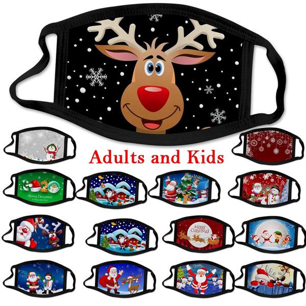 mouthmask, Christmas, Festival, unisexmask