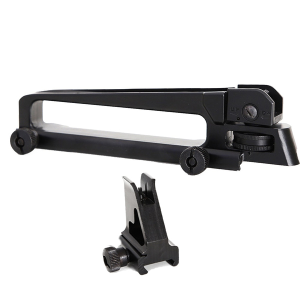 picatinnyrailmount, Airsoft Paintball, ar15carryhandle, Mount