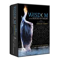 mystical, wisdomofthehouseofnightoracledeck, witchcraft, house