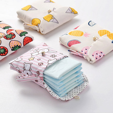 sanitarypadbag, napkinbag, portable, Beauty