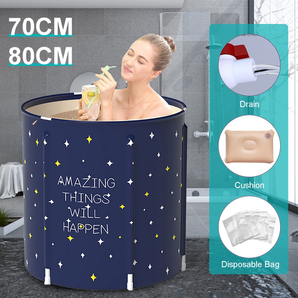 bathbarrel, Inflatable, inflatablebathtub, foldablebathbucket