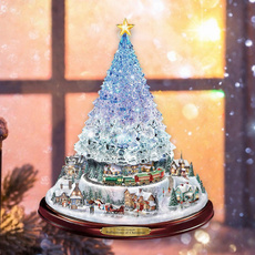 merrychristmassticker, Christmas, Home & Living, Train