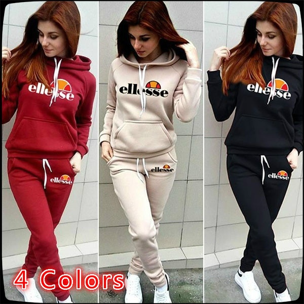 fashion women, Fashion, ellessesuit, tracksuits2set