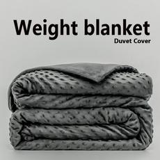 sleepingbag, King, velvet, quiltcover