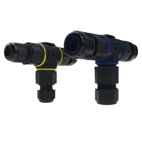 3pinwaterproofconnector, Outdoor, Waterproof, Connector