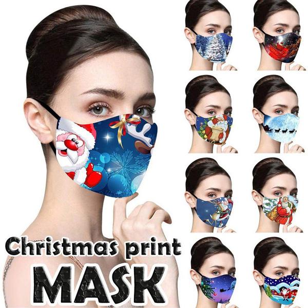 festivalmask, Christmas, unisexmask, Festival