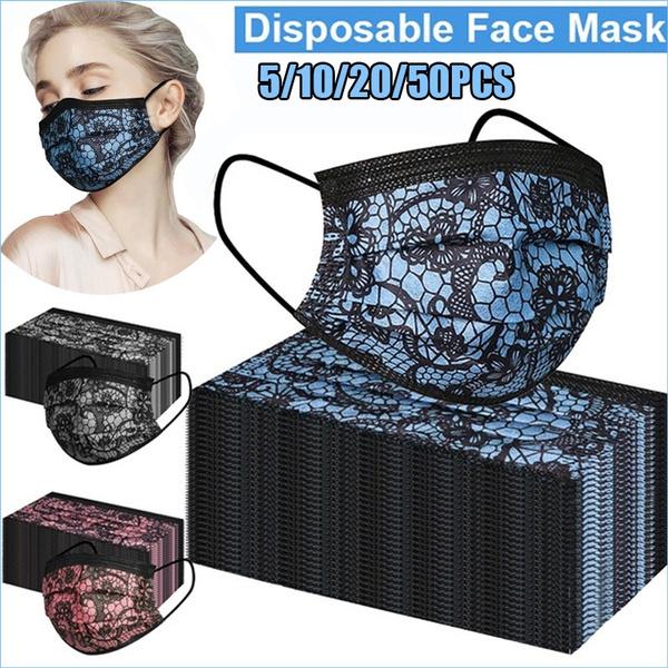 antifogmask, Lace, restaurantcatering, Masks