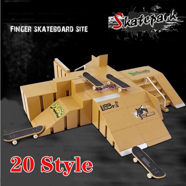 Skate, Mini, Toy, fingerskateboard