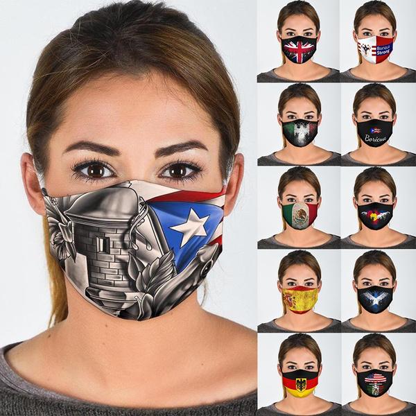Masks, flagmask, americanflagmask, washablemask