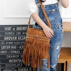 women bags, Shoulder Bags, Tassels, Bags