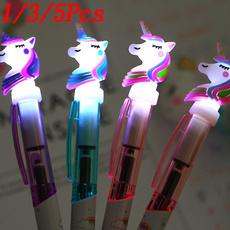 ballpoint pen, cute, Escuela, led
