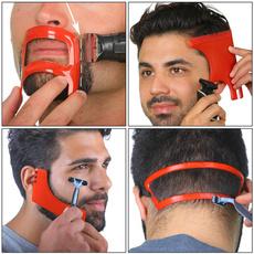 beardstyling, stencil, beardcombfor, haircut