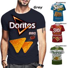 Chips, Fashion, Graphic Shirt, printed shirts