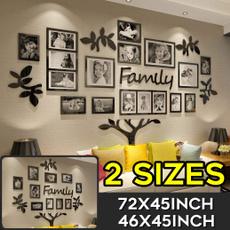 Photo Frame, Decoración, Arte para la pared, Decoración de hogar