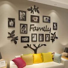 familyphototree, Wall Art, Home Decor, Family
