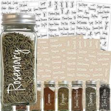 spicelabel, Waterproof, fragrancelabel, spicesticker