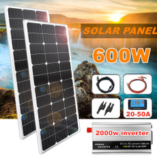 campingcharger, solarcell, charger, camping