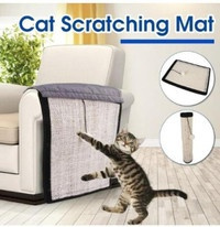 scratchcover, Home & Living, sofacoverstretch, catsscratchingpost