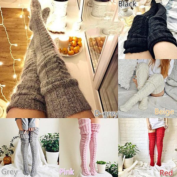 Leggings, thighhighsock, Socks, Women's Fashion