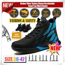 Steel, kevlar, sicherheitsschuhe, Plus Size