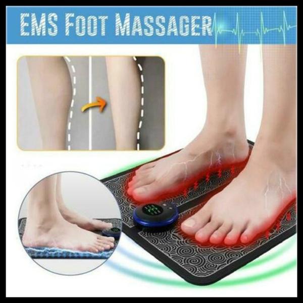 em, footmassager, relieve, Electric