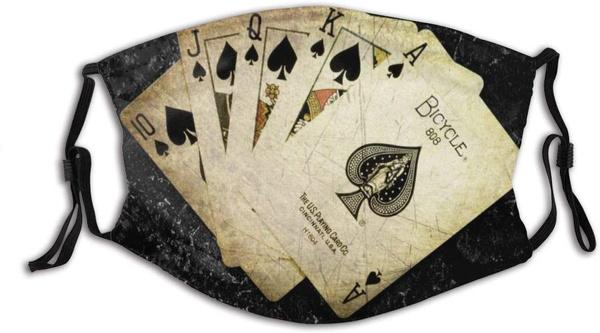Dark, Poker, art, Necks