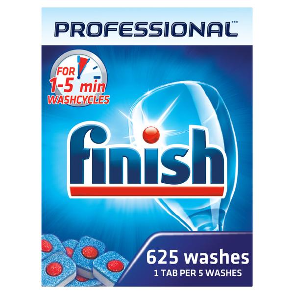 Professional, finish, 125, tab