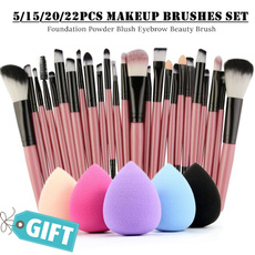 Makeup Tools, Eye Shadow, Beauty tools, Cosmetic Brushes
