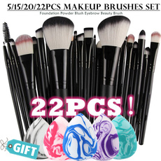 Gifts For Her, 22pcsmakeupbrush, Beauty tools, Belleza