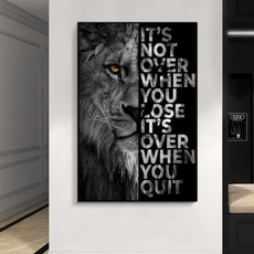Pictures, wildlion, Wall Art, Home Decor