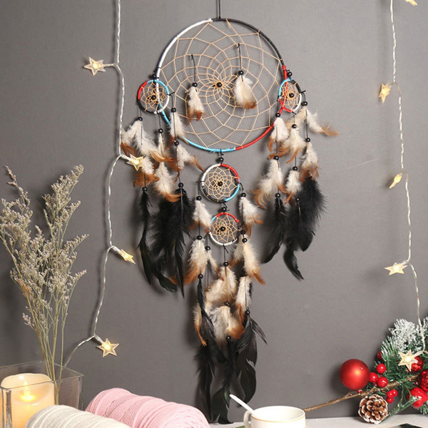 Home & Kitchen, retro style, Jewelry, homedecorationdreamcatcher