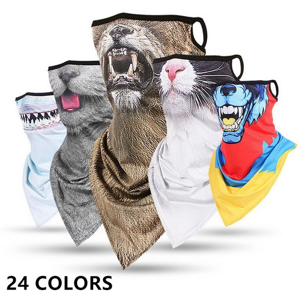 ridingmask, Scarves, Outdoor, Triangles